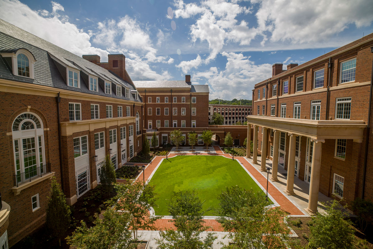 campus tours and information sessions